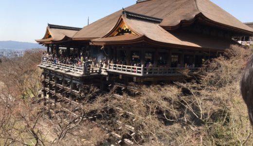 【京都旅行2日目】色々と見て回った結果、足が死んだ...